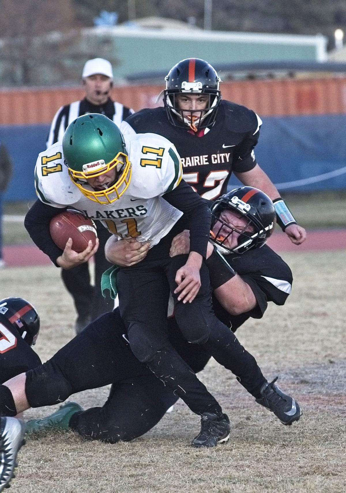 Prairie City/Burnt River Football