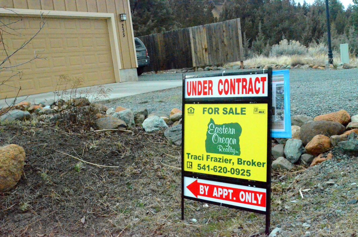 Under Contract home