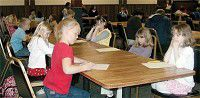 Spellers test their brains at contest