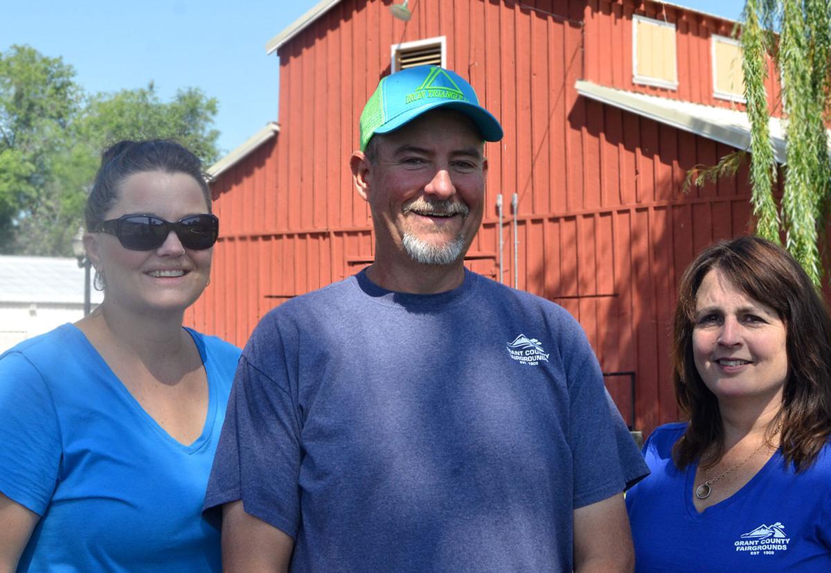 Grant County Fair Staff