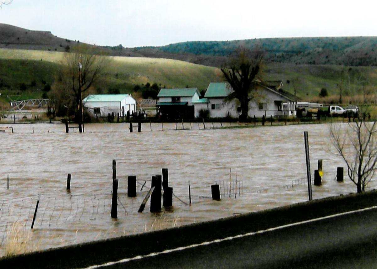 April 2019 flood impacts
