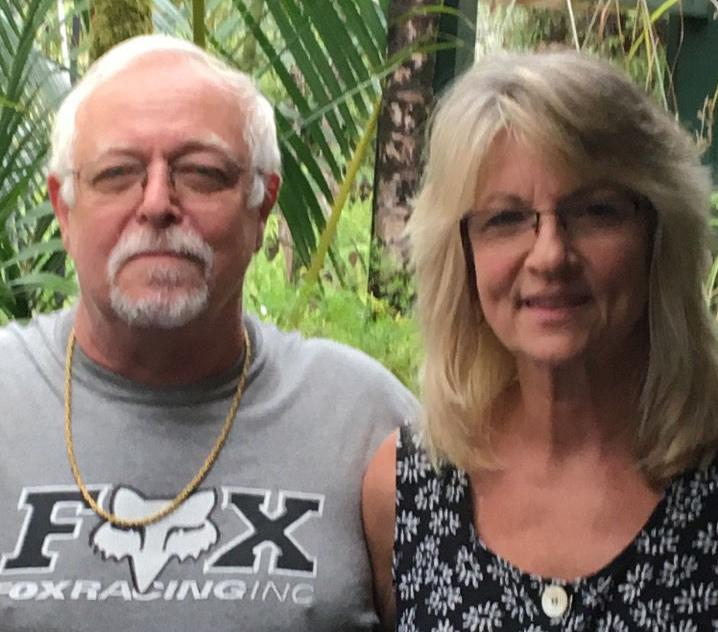 Terry and Sharon Smith missing couple
