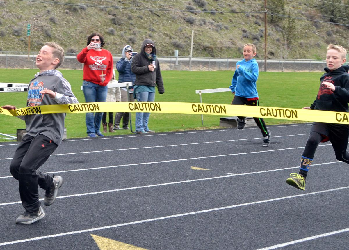 Mighty Youth Track Meet