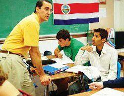 GU Spanish teacher awarded for excellence
