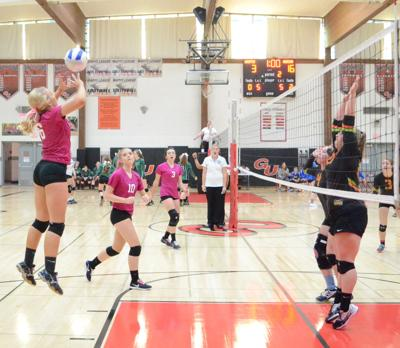 Visitors edge out locals in District 1A-8 tourney play