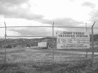 Long Creek leaders hear support for buying old mill site