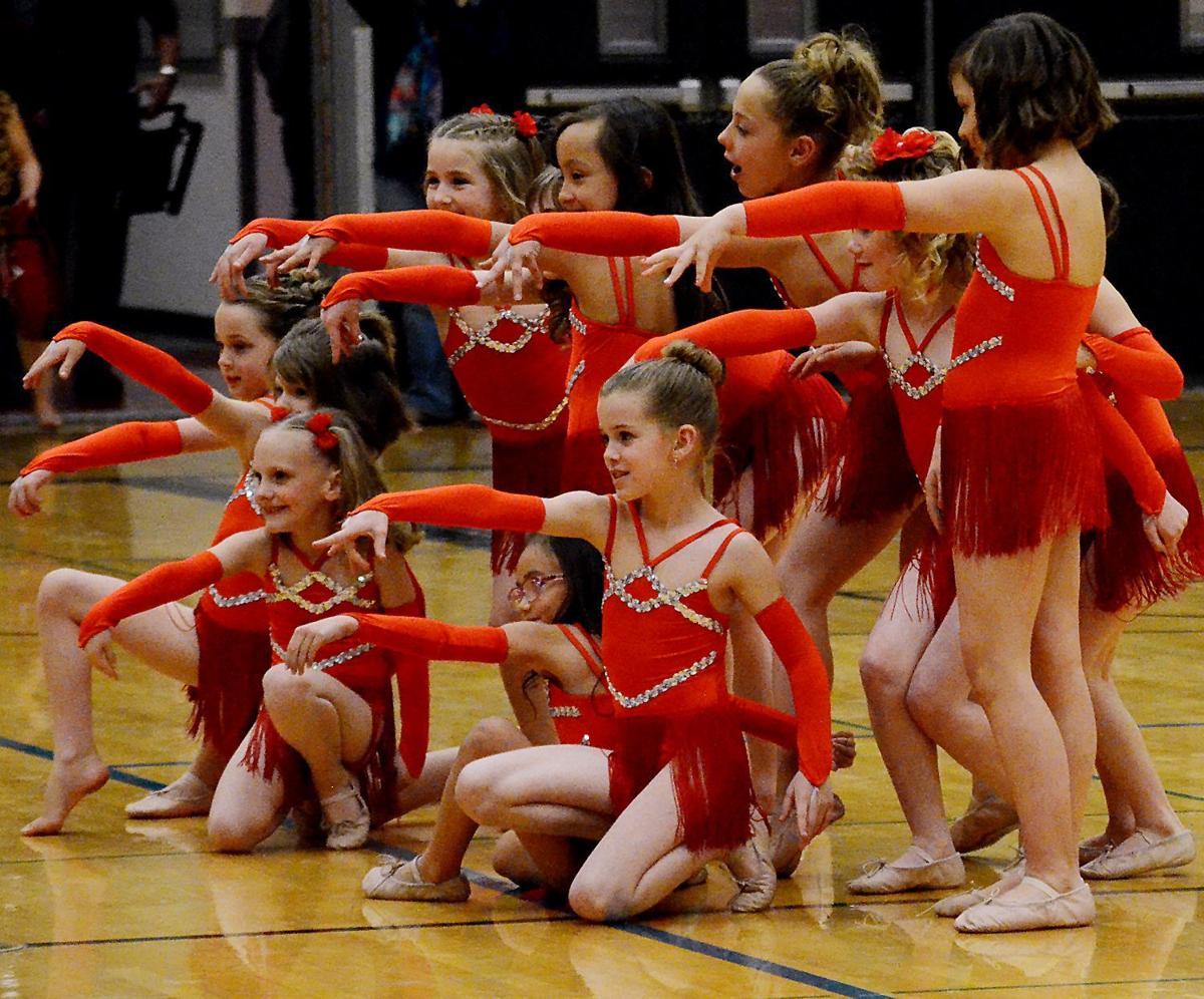 Dancers wow audience