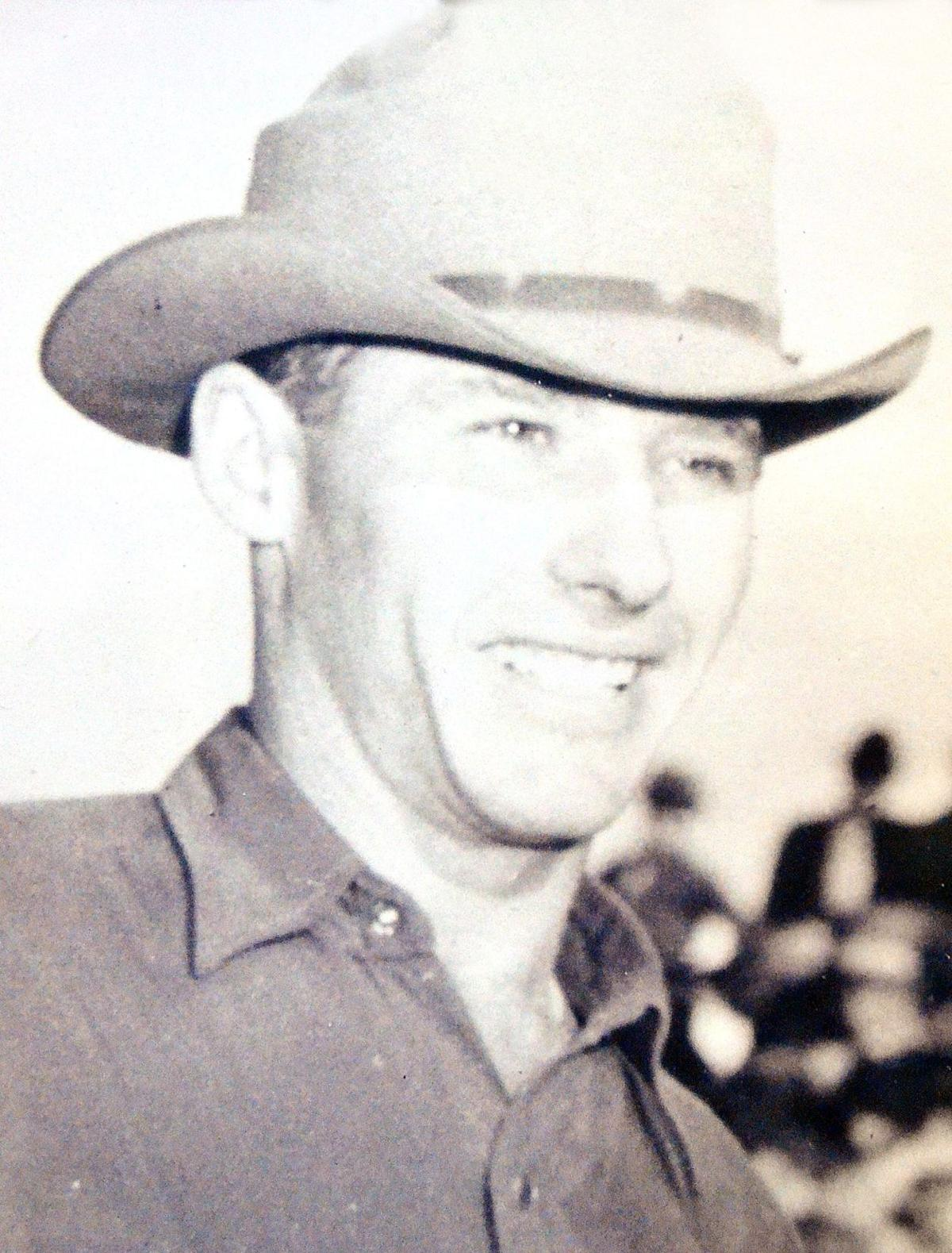 Tureman inducted to Rodeo Hall of Fame in 1979
