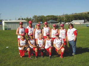 Junior girls win sportsmanship award at tourney