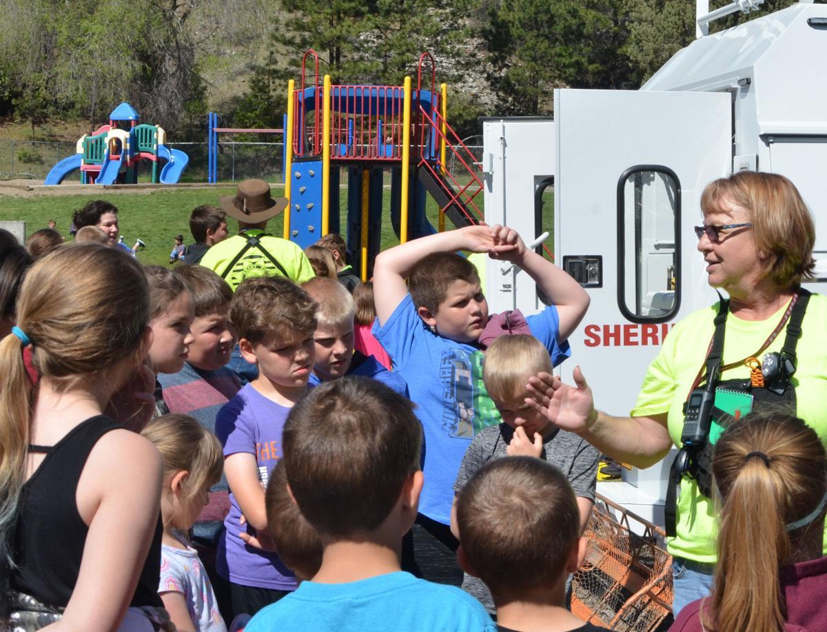 SAR visits students at Humbolt