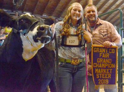 Grant County Fair Livestock Auction
