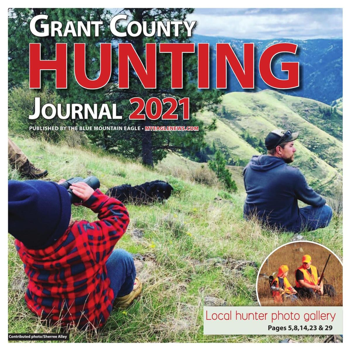 Grant County Hunting Journal 2021
