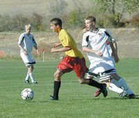 Prospectors protect second place in league with 4-1 win over HC