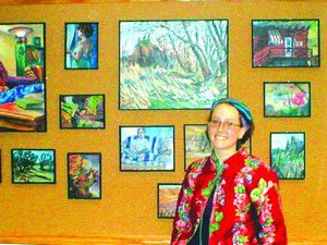 Maggie Willis - featured Artist of the Month