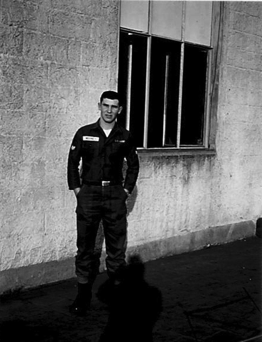 Veteran recalls Cold War Germany