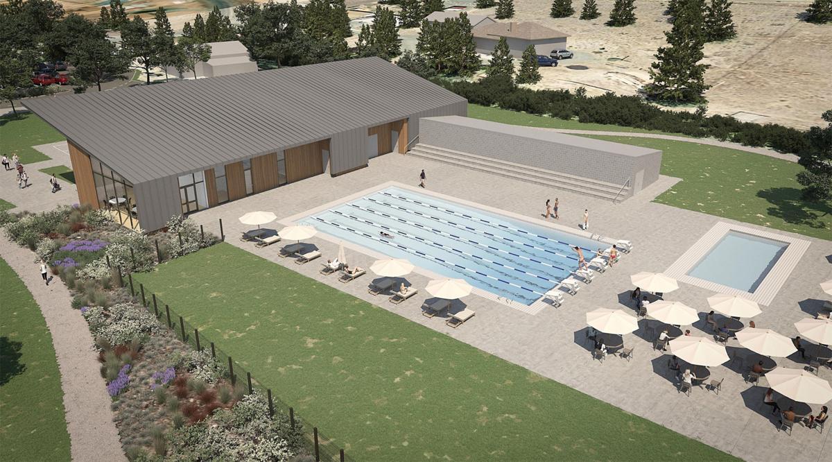 Central Grant County Aquatic Center