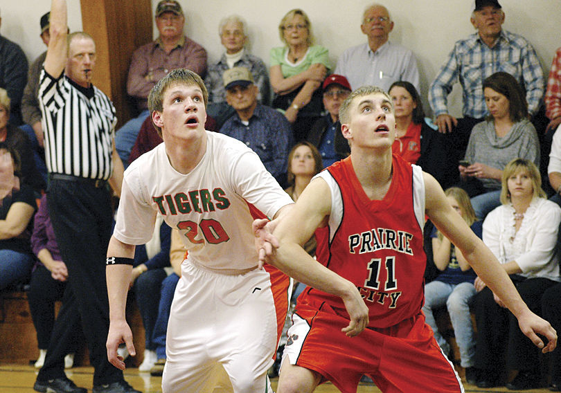 Tiger boys claw Panthers 69-40
