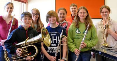 GU musicians blossom in regional events