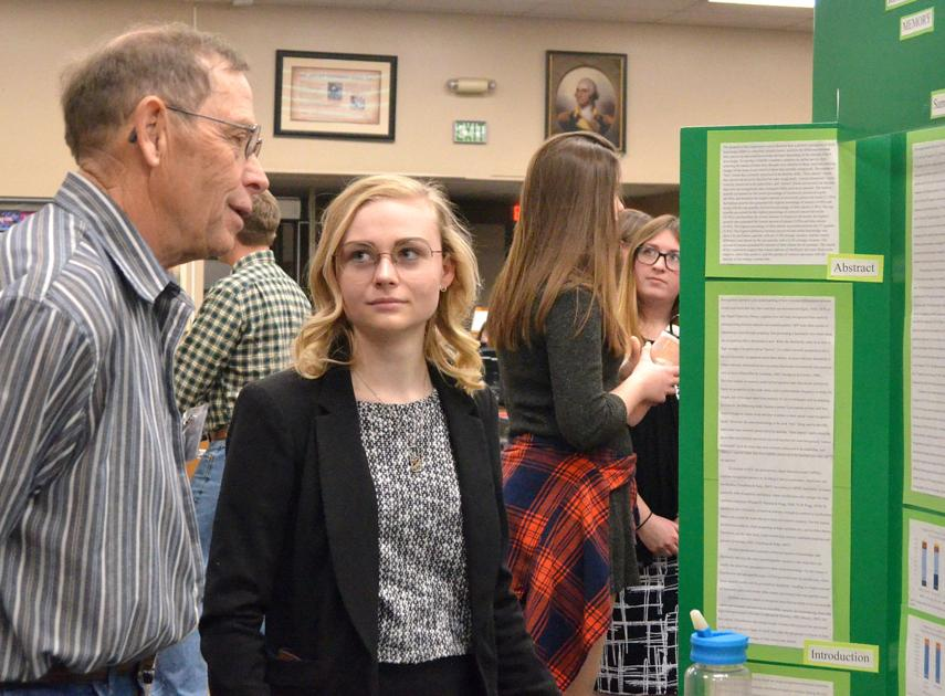 Students share research at Grant Union Science Fair