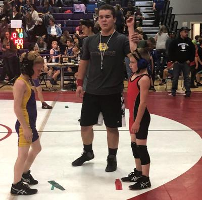 Local youth wrestling club to host tournament Saturday