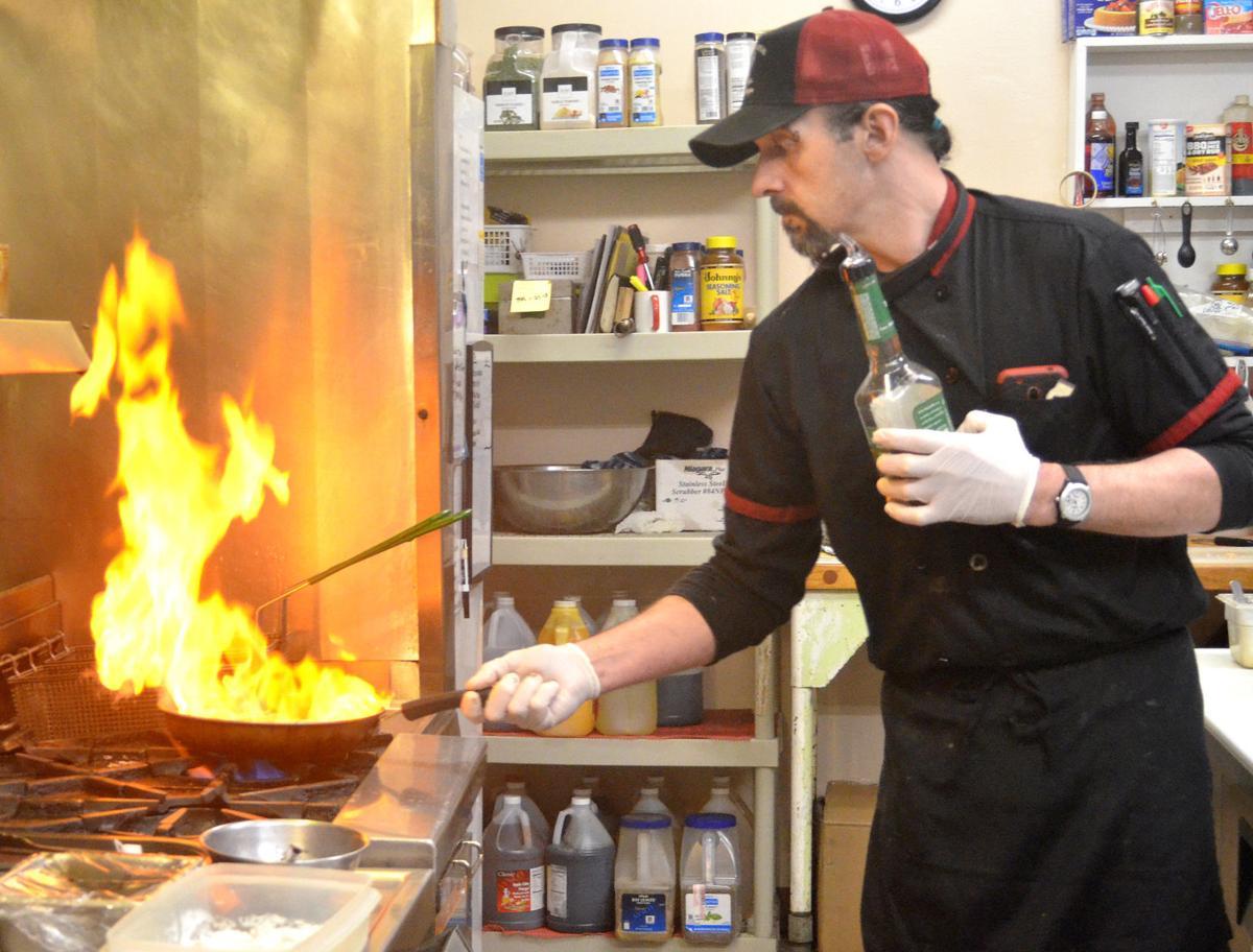 Grubsteak restaurant now offers Asian specials