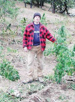 Another pot plantation found in Grant County