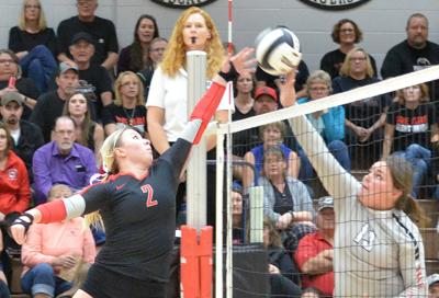 Grant Union advances to title volleyball match