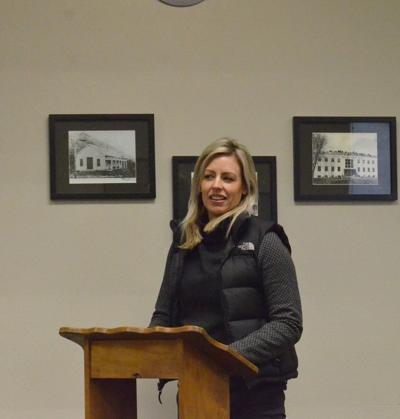 Allison Field talking about RAIN