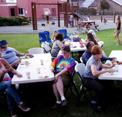 'Story Time' celebrates recovery