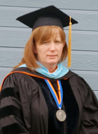 Berry earns doctorate at Boise State