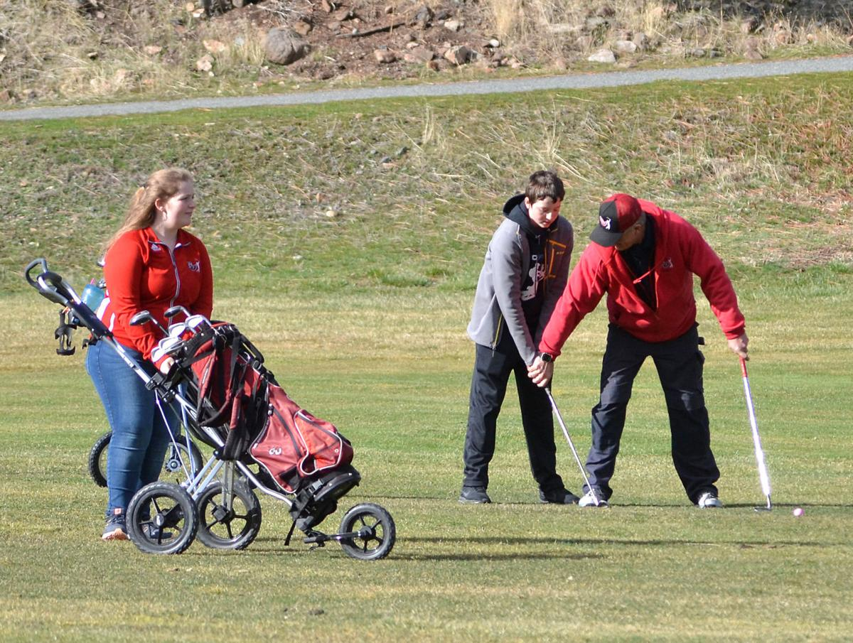 Grant Union golfers have positive outlook