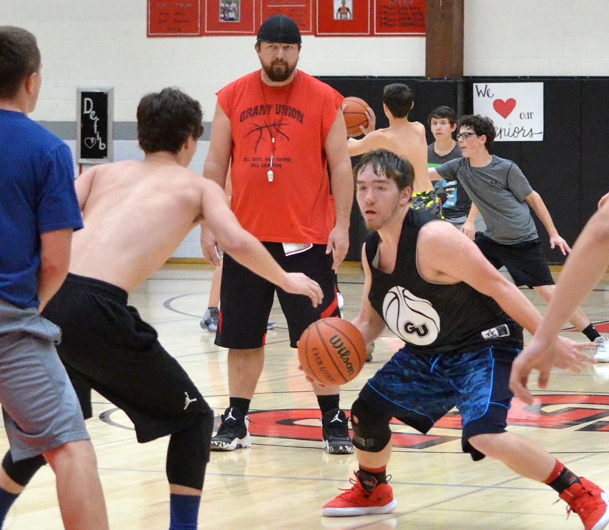 Prospector boys dedicated to district title