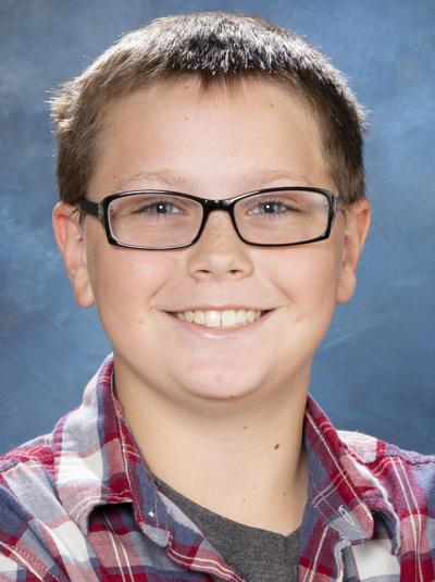 Grant Union Students of the Month — September