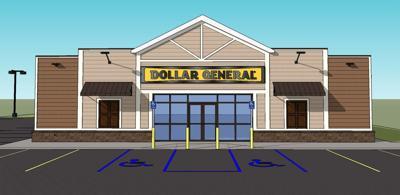 Dollar General Concept Design