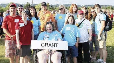 Grant County well represented at Oregon Special Olympics