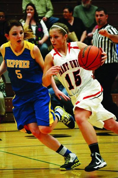 Lady Prospectors  even up record to 3-3