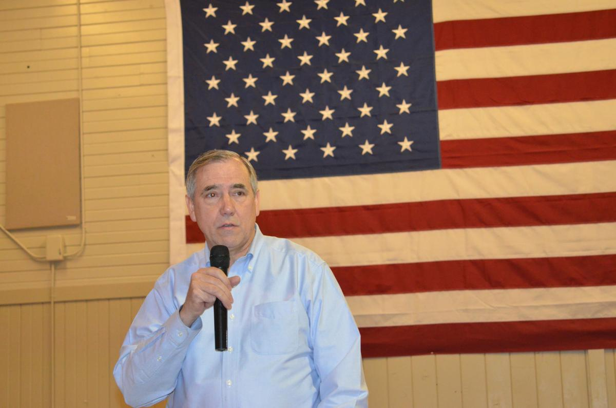 Sen. Jeff Merkley town hall