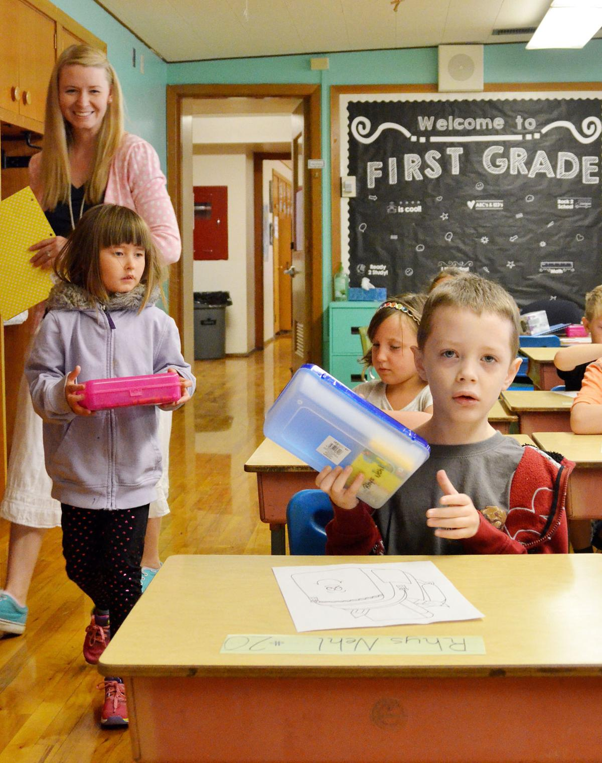 Grant County educators, students hit the ground running