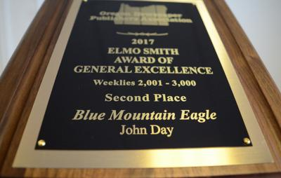 The Eagle wins 22 awards in state contest