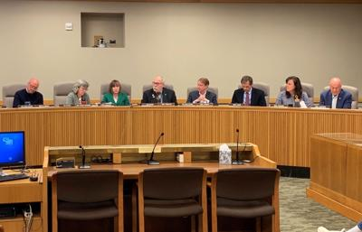 Student success committee begins work on large education package