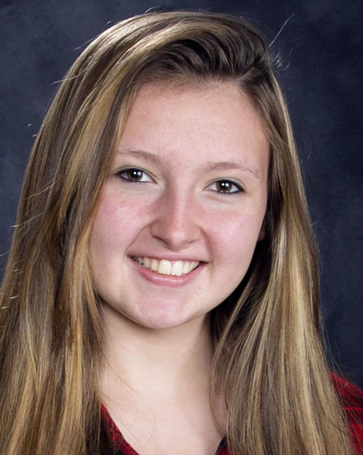 Prairie City Students of the Month — January