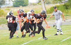 PC football stalls the Locomotives