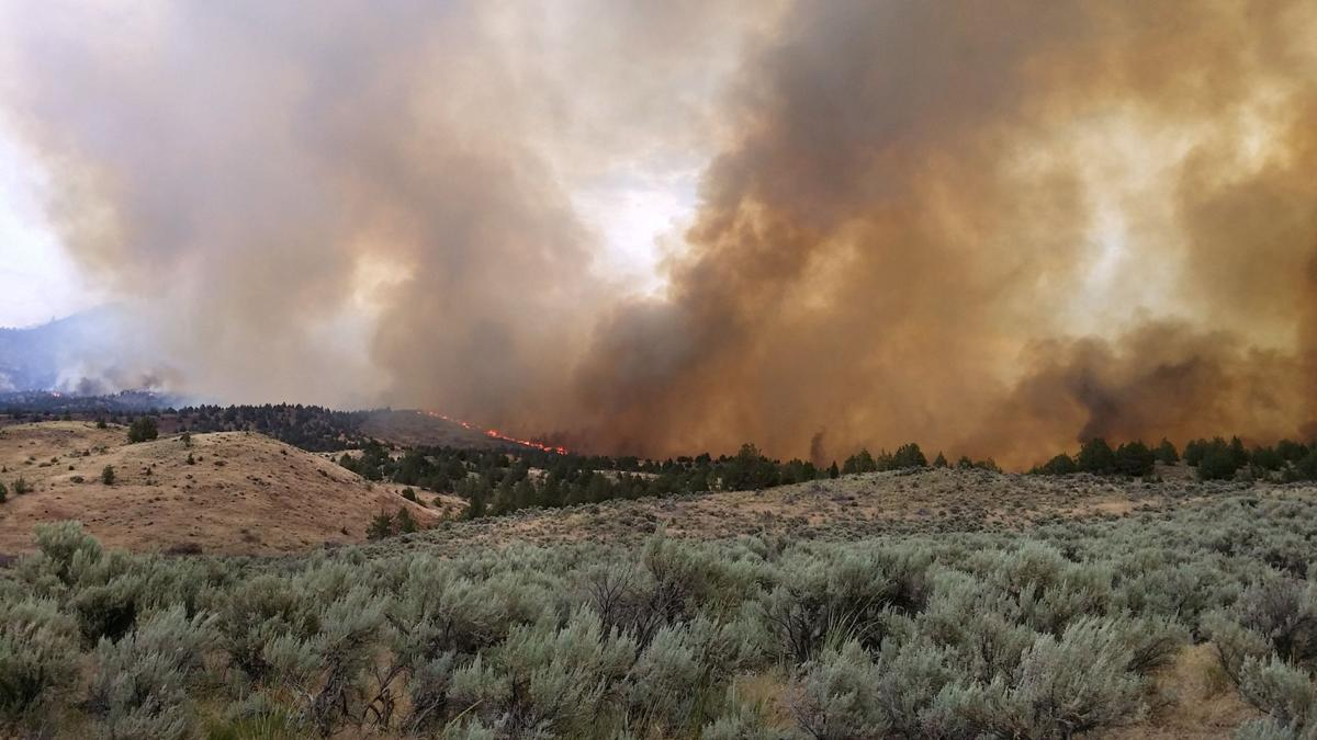 Property owners sweat out Sugarloaf Fire