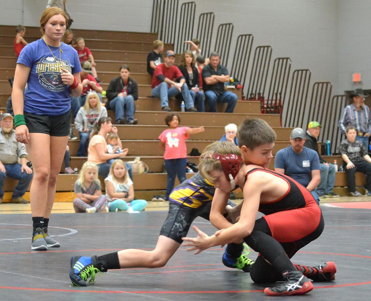 Grant County Wrestling