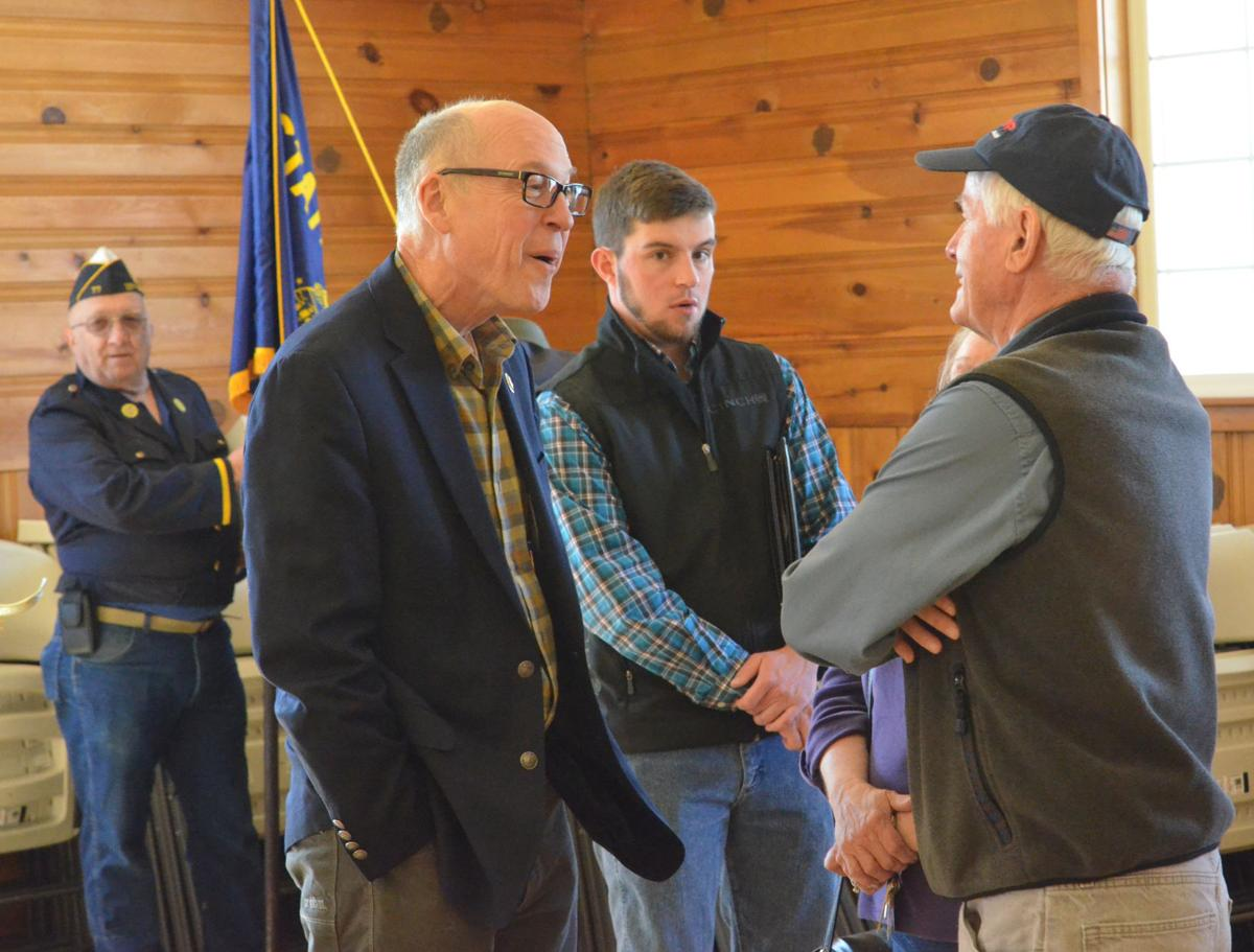 Rep. Greg Walden town hall meeting in Mt. Vernon