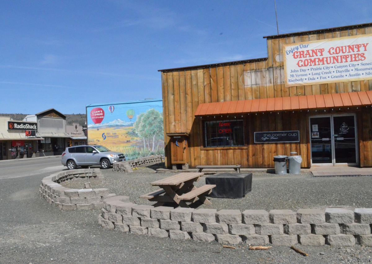 Main Street Revitalization grant