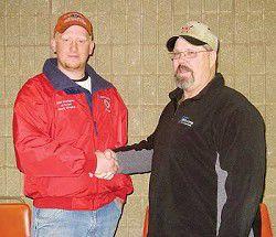 Prairie honors top firefighter