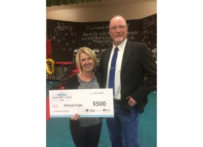Engle named Regional Teacher of the Year - nominations accepted through Jan. 31