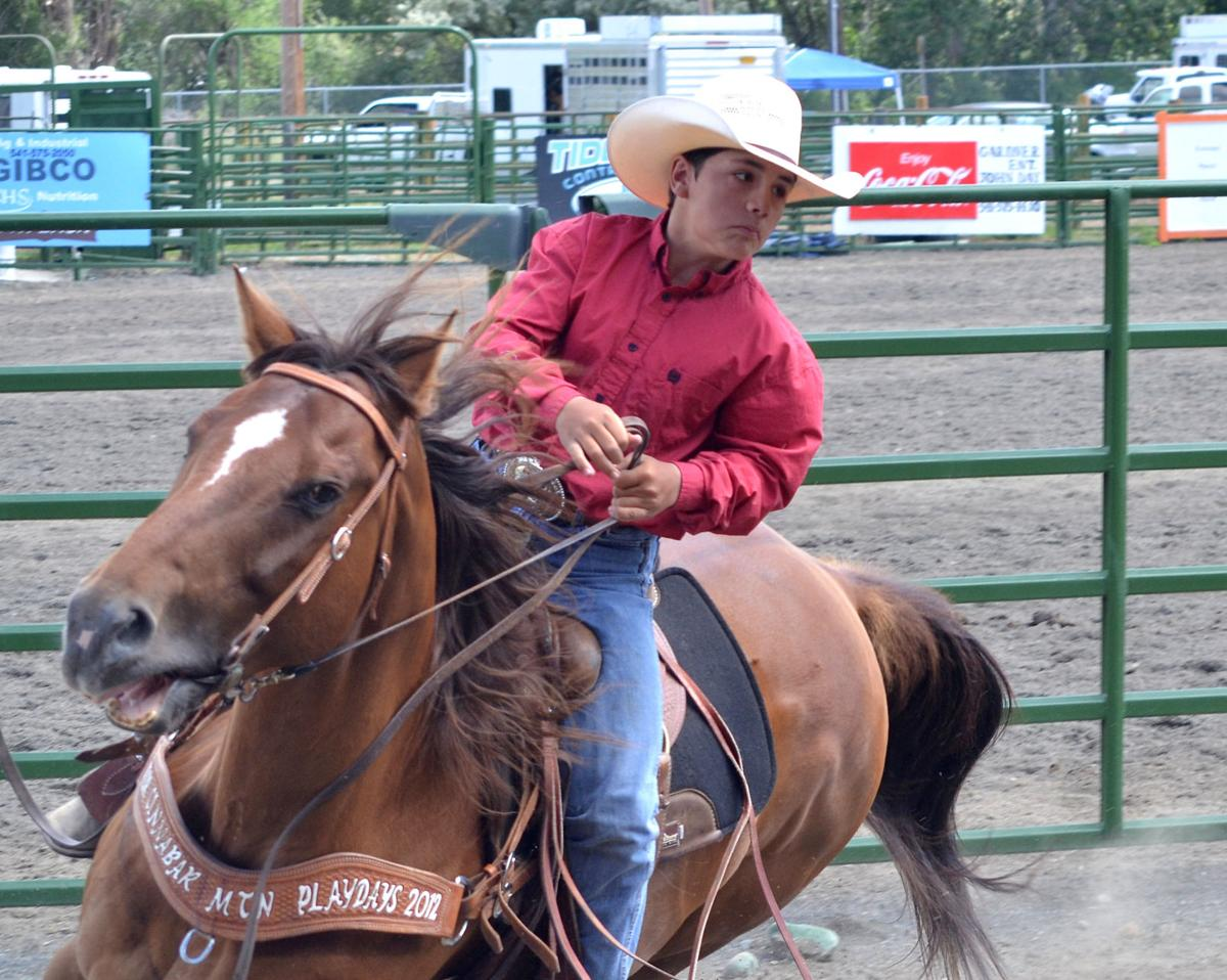 Youth rodeo group wraps up season