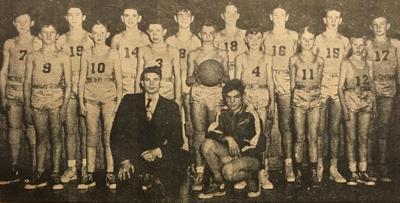 HISTORY: John Day basketball
